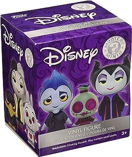 Funko Mystery Mini: Disney Villains & Buddies One Mystery Action Figure