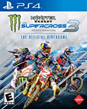 Best Monster Energy Supercross - The Official Videogame 3 - PlayStation 4 Reviews