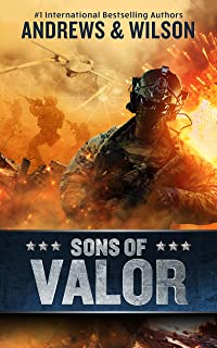 Sons of Valor (Tier One Shared-World Series, Book 1)