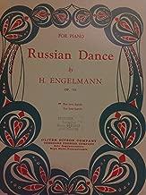 Russian Dance for piano Solo - H. Engelmann Op 753