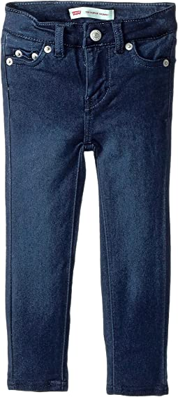 Levi's® Kids 710 Rayon Super Skinny Jeans (Toddler)