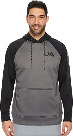 Armour Fleece Color Block Pullover Hoodie