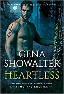 Heartless: A Paranormal Romance (Immortal Enemies)