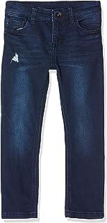 MEK Pantalone Jog Denim Jeans para Niños