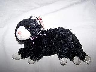 BEANIE BABIES Ty Booties - Black & White Cat