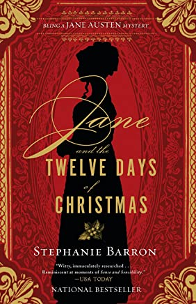Jane and the Twelve Days of Christmas (Being a Jane Austen Mystery)