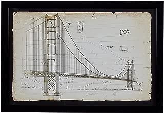 Best golden gate bridge blueprint Reviews