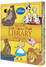 Disney Classics Little Golden Book Library (Disney Classic): Lady and the Tramp; 101..
