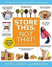 long term food storage recipes