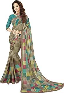 7f9e17ea50 Crepe Women's Sarees: Buy Crepe Women's Sarees online at best prices ...