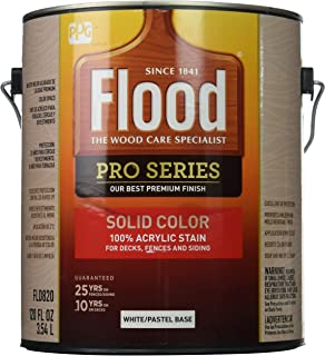 Flood/PPG Architectural FIN FLD820-01 Pro Past Base Stain, 1 Gallon