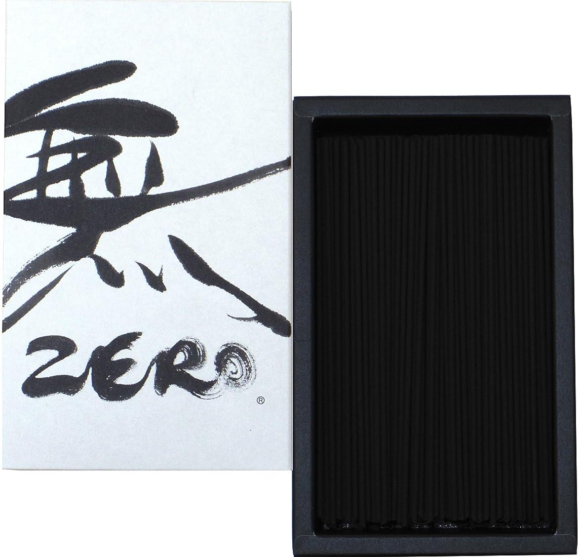 周術期ハシー生息地丸叶むらたのお線香 無 ZERO(ゼロ)大バラ 約160g #ZR-01