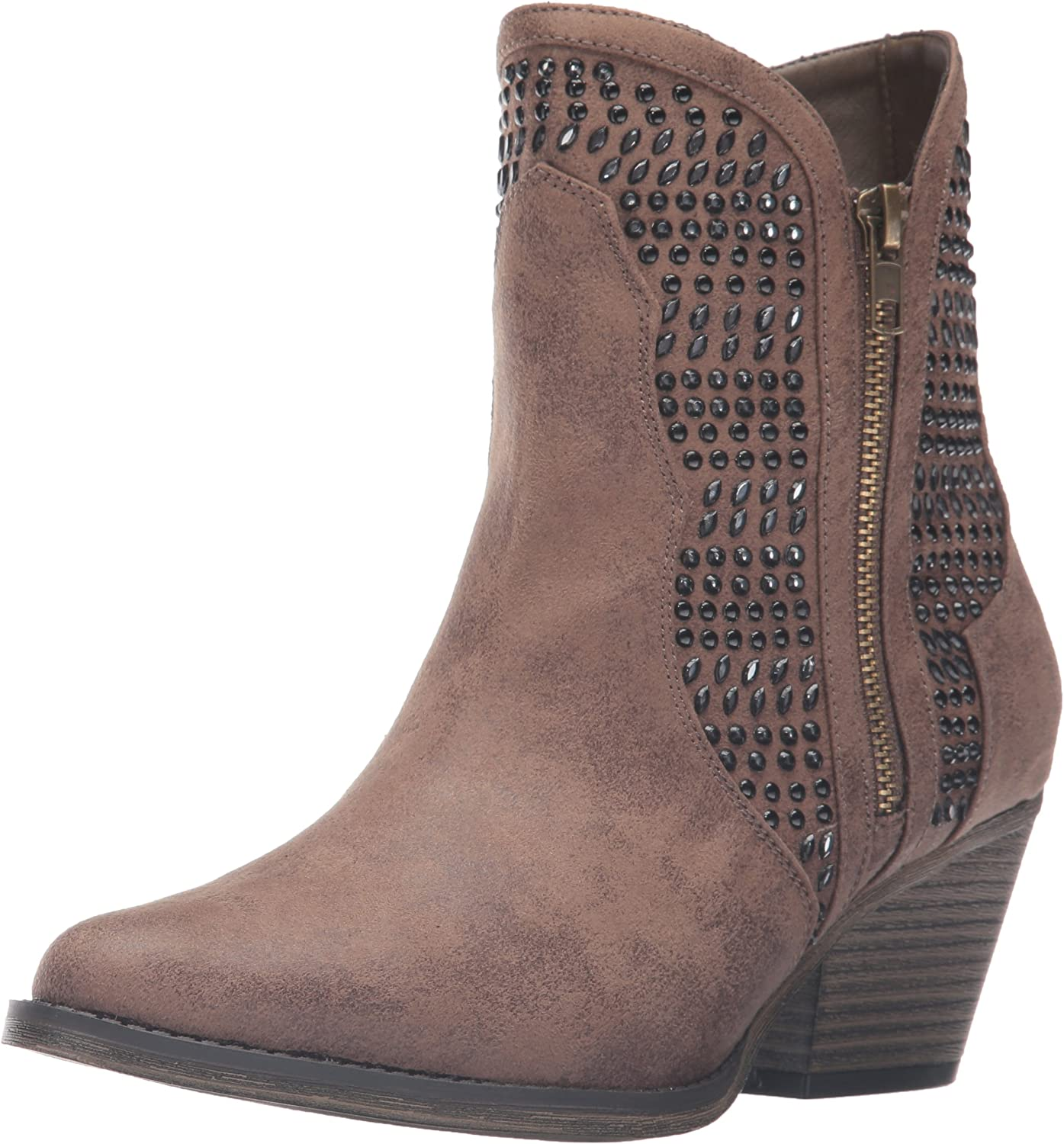 MIA Womens Joaquin Ankle Bootie