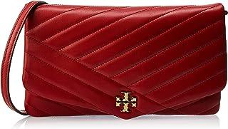 Tory Burch Womens Kira Chevron Clutch Clutch Bag