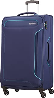 American Tourister Holiday Heat - Spinner Valise, 79.5 cm, 108 L, Bleu (Navy)