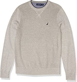 NAUTICA Men's Ribbed Sweater