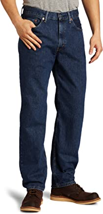 Levi's 550 Men's Relaxed Fit Jeans