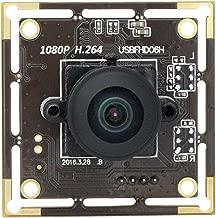 SVPRO H.264 Full 1080P Full HD Low Illumination USB Camera Module Fisheye Wide View Angle 180 Degree CMOS Sony IMX322 2MP Webcam UVC USB Board Camera
