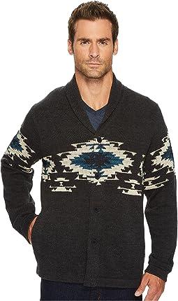 Canyon Creek Shawl Sweater