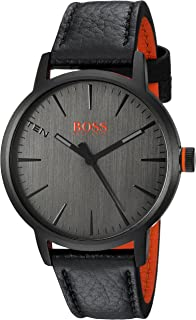 Best boss black watch Reviews