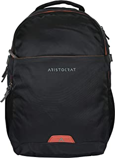 ARISTOCRAT Digit 2 Laptop Backpack Black