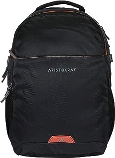ARISTOCRAT Digit 2 Laptop Backpack Black