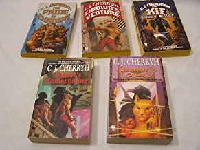 Chanur Series: Chanur's Legacy, Chanur's Homecoming, The Kif Strike Back, Chanur's Venture, The Pride of Chandur