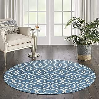round rug large