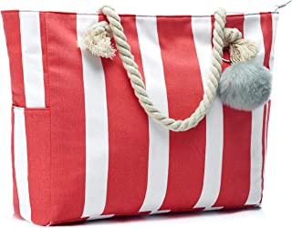 Best canvas tote rope handles Reviews
