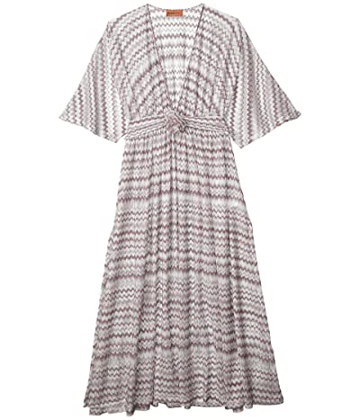 Missoni Mare Long Cover-Up Dress (Multi) Women
