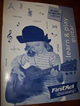Learn & Play Guitar First Act Discovery