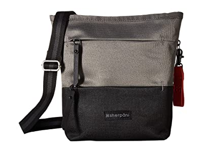 Sherpani Sadie (Flint/Raven) Cross Body Handbags