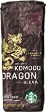Starbucks Komodo Dragon Blend&reg, Whole Bean Coffee (1lb)