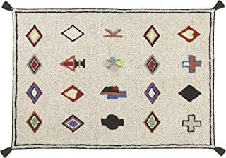Lorena Canals Naador, Multi Color, 4' 7'' x 6' 7''