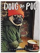 Doug the Pug 2019 Engagement Calendar (Dog Breed Calendar)
