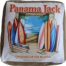 Panama Jack Chairman of The Boards Pouf Ottoman