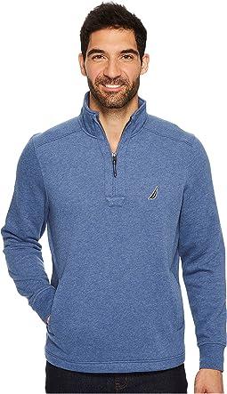Nautica - Long Sleeve 1/4 Zip Sweater