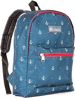 Everest Kids' Basic Pattern Backpack
