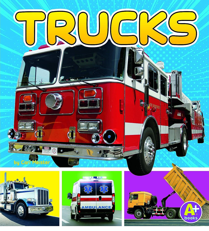 Trucks (Transportation in My Community) ifigwh3873760