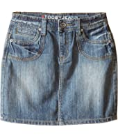 Toobydoo - Tooby Jeans - Skirt (Toddler/Little Kids/Big Kids)
