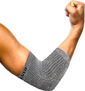 Vital Salveo- Fitness Mild Compression Support Elbow Sleeve/Brace Joint Protection Athletic, M(1PC)