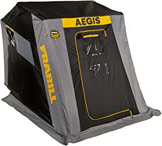 Frabill Aegis 2250 Insulated Flip-Over Front Door W/Boat Seats, Multi, One Size (640430)