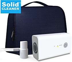 SolidCLEANER Cleaner and Sanitizer for CPAP Include T Adapter and Heated Hose Adapters