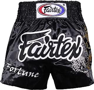 Fairtex Muay Thai Boxing Shorts Size: S M L XL - shorts for Kick Boxing MMA K1