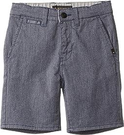 New Everyday Union Stretch Shorts (Big Kids)