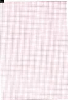 Nihon Kohden PA9100Z Equivalent Chart Paper - Z- Fold (210MM X 140MM X 142 Sheets)(10/Bx)