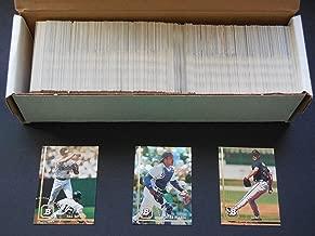 1994 Bowman Baseball Complete Set 1-682****Bonds) (McGwire) Ripken) (Maddux) and More