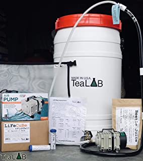 15 Gallon Compost Tea Brewer : Bubbles Other Brewers Out Of The Water