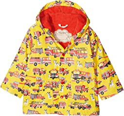 Hatley Kids - Fire Trucks Raincoat (Toddler/Little Kids/Big Kids)