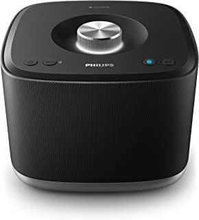 Philips BM5B - Altavoz compacto inalámbrico multiroom (Bluetooth, izzylink), color negro